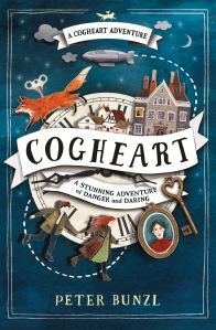 cogheart cover