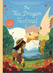 tea dragon festival